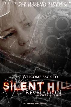 Poster del (Fan Poster Contest) de Silent Hill Revelation