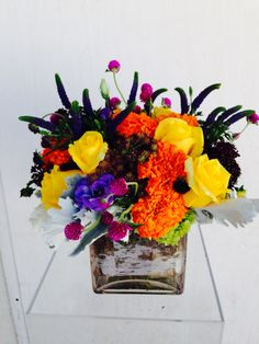 Arrangement of the day my little flower shop palm springs arrangement of the day b my little flower shop palm springs designed by alan mightylinksfo Choice Image