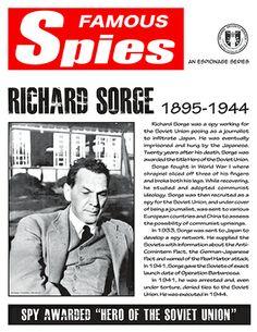 Richard Sorge - Espionage series
