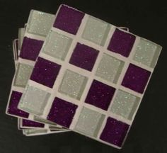Mosaic Coaster Set