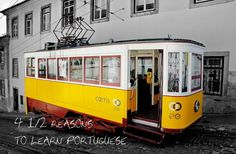 4 1/2 Reasons to Learn Portuguese