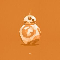 Star Wars Character Illustrations
