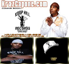 Check out Kraz Capone on ReverbNation