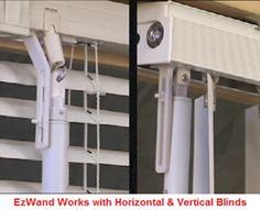 11 Best Ez Wand Motorized Window Blinds Images Blinds