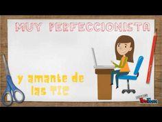 Me presento #ABPmooc_intef - YouTube Nani Sanchez