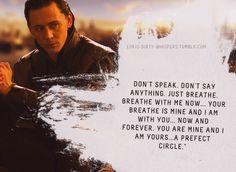 Loki's Dirty Whispers Loki Marvel, Loki Thor, Tom Hiddleston Loki, Loki Laufeyson, Loki Avengers, Marvel Films, Oc Fanfiction, Loki Whispers, Loki Imagines