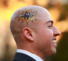 Austin entrepreneur turns bald heads into billboards - Austin Business Journal Morning Call, Bald Heads, Business Journal, Billboard, Online Marketing, Entrepreneur, Weird, Advertising, About Me Blog