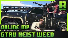 Welcome to some GTA 5 Gameplay. This video is showing the highlights from the GTA V Bank Hiest Series A Weed Mission.  The GTA V PC Gameplay has been made using the Grand Theft Auto V open world action-adventure video game developed by Rockstar North and published by Rockstar Games. It was released on 17 September 2013 for the PlayStation 3 and Xbox 360. An enhanced version of the game was released on 18 November 2014 for the PlayStation 4 and Xbox One and 14 April 2015 for Microsoft…