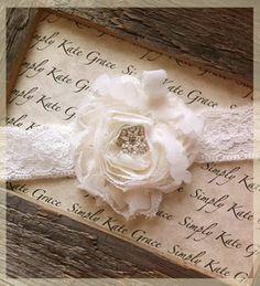Vintage Wedding Bridal Garter