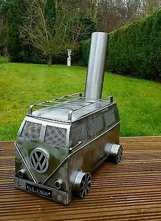 VW ,WOOD BURNER/STOVE/PATIO HEATER/CHIMINEA/NOT GAS BOTTLE /LOG BURNER/CHIMNEA