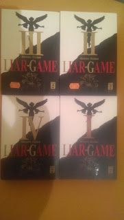 Broken Lullaby  : Manga-Rezension: Liar Game