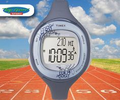 Keep the time and track your health with this #Timex #HealthTracker, Available from #TopGearSport.