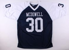 James Conner Signed McDowell High School Jersey – Miller Memorabilia  University Of Pittsburgh af2981aa4