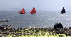 Galway Hooker races at An Spideal in County Galway, 7th June 2014. Click on the photo to see the full album on our Facebook page alongside many more beautiful Ireland photos.