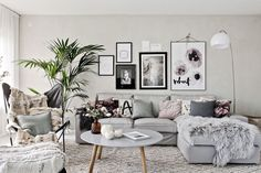 {home decor design apartment Modern Contemporary Living Room, Modern Bedroom, Sweet Home, Small Room Design, Blog Deco, Fashion Room, My Living Room, Living Room Designs, Room Decor