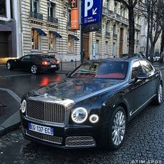 Instagram media by 3rab_cars - Live upload by @tim.spot  #bentley #mulsanne #gtc4lusso #paris
