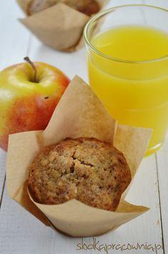 Śniadaniowe muffiny z muesli - Słodka Pracownia - Przepisy | Dekoracje | Przyjęcia