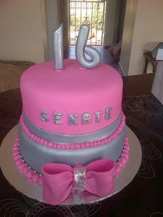 Sweet 16 Birthday Vanilla & Chocolate