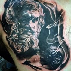 Smoke Tattoo Shading On Chest 50 smoke tattoos for men - manly matter . Tattoo Background, Smoke Background, Time Tattoos, Wolf Tattoos, Sleeve Tattoos For Women, Tattoos For Guys, Smoke Tattoo, Tattoo Shading, Tattoo Videos