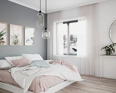 16 Fascinating Scandinavian Bedroom Designs To Inspire You is part of Scandinavian bedroom Inspiration - Check out this new collection of interior designs featuring 16 Fascinating Scandinavian Bedroom Designs To Inspire You Enjoy! Bedroom Ideas For Men Bachelor Pads, Bedroom Ideas For Small Rooms Cozy, Luxury Bedding Collections, Luxury Bedding Sets, Bedroom Images, Bedroom Designs, Ikea, Matching Bedding And Curtains, Hotel Collection Bedding