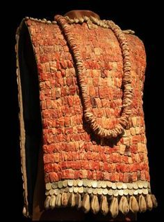 """Toltec Warrior Chest Protector.   Armor is made from shell.  """"I finally figured out that not every crisis can be managed. As much as we want to keep ourselves safe, we can't protect ourselves from everything. If we want to embrace life, we also have to embrace chaos.""""    ~  Susan Elizabeth Phillips   <3 lis"""