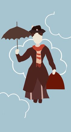530 best mary poppins practically perfect in every way - Mary poppins wallpaper ...