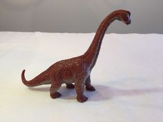 Brachiosaurus PlaySpaces Dinosaur Collection AAA 6-in hand-painted figure dino  | eBay