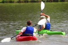 Kayaking Adventure Camp Titlow Park Tacoma, WA #Kids #Events