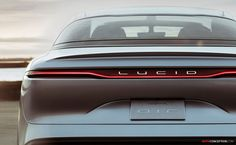 2016 Lucid Motors 'Air' Electric Car Prototype