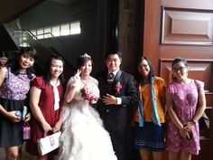 Hana & Gerry's wedding
