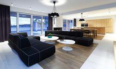 Veľkometrážny byt s terasou, Kondomínium, Bojnice | RULES Architekti