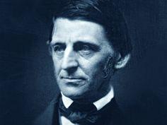 Ralph Waldo Emerson • Subito dopo il creatore di una buona frase viene, in ordine di merito, il primo che la cita.