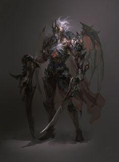 Biochemical Warrior by hgjart on deviantART