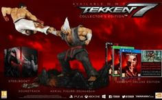 [Vorbestellen]  Tekken 7  Collectors Edition (exkl. bei Amazon.de)  [Playstation 4 Xbox One PC]