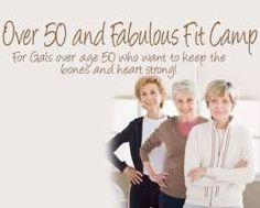 For Gals over age 50 who want to keep the bones and heart strong!  No impact exercises with emphasis on strengthening, stretching, cardio, balance and feeling great! A nutritional plan is given to help keep bones strong and battle menopause. Fight it with FUN group of gals!