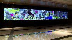 Universal Everything's Deutsche Bank videowall