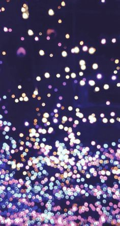Lights iPhone wallpaper