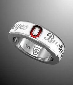 "Ohio State University White ""Buckeyes"" Band"