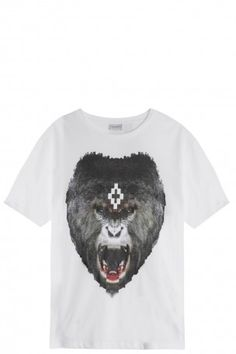 Marcelo Burlon San Martin t-shirt. Available in-store and on Boutique1.com