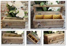 Altered Wooden Box @Jamie Wise Cripps @Helen Borer #KrystalKote