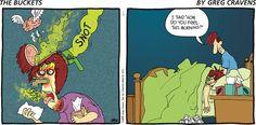 The Buckets Comic Strip on GoComics.com