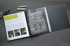 LoveAndLilies.de | Chalkboard Design: kostenlose Fonts, Retro Geburtstagsposter, eine Handlettering Buchempfehlung und vieles mehr
