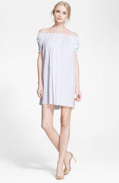 Rachel Zoe 'Dillon' Crepe Minidress