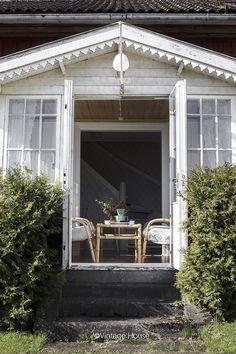 Vintage House: KAFFEREP MED SJUSORTERS KAKOR