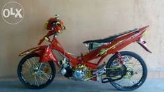 23 Best Modifikasi Motor Drag Jupiter Z Images Motorcycles Motors