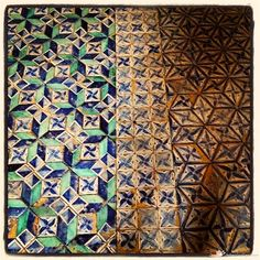 Vatican floors