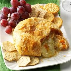 Brie Puff Pastry Recipe