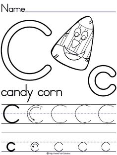 Letter c do a dot worksheet color alphabet worksheets candy corn letter c worksheet this will be perfect for han ibookread ePUb