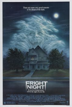 Fright Night Movie Poster Poster