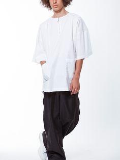 YOSHI SHIRT – WHITE | SHOOP Clothing
